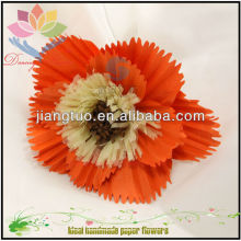 New arrival plum colored artificial flowers