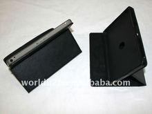 Leather+TPU Case Cover for Blackberry Playbook with Stand