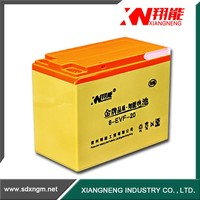 China Supply 12V 20Ah gel battery for good price