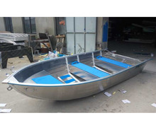 Deep V hull Simple Aluminum boats