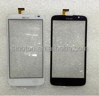 hot selling New for Black Touch Screen Panel Glass Digitizer Display For BLU Studio <strong>G</strong> D790U D790L