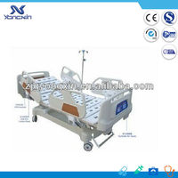 electric hospital ICU tilting bed/remote medical bed/surgical intruments with CPR,X-ray