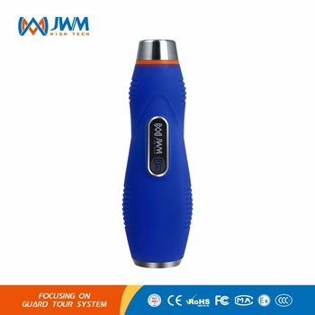 JWM WM-5000ES touch patrol report guard patrol wand/system