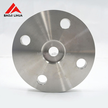 High quality standard JIS 10k titanium flange in stock