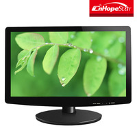 Square lcd monitor with bnc input 17 inch 15 inch crt monitor with great price