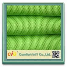 Polyester Warp Knitting Sportwear Air Mesh Fabric