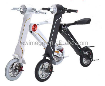 Electric scooter 48 volts 350 watt electric mini scooter two wheels self