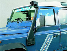 PE Snorkel For 4X4 Hot Sale Pickup Snorkel Defender 200 series 4WD 1990-1994 2.5L Diesel