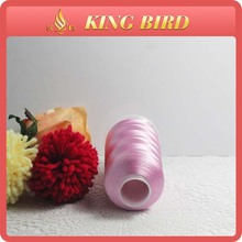 Beautiful color silk art embroidery threads