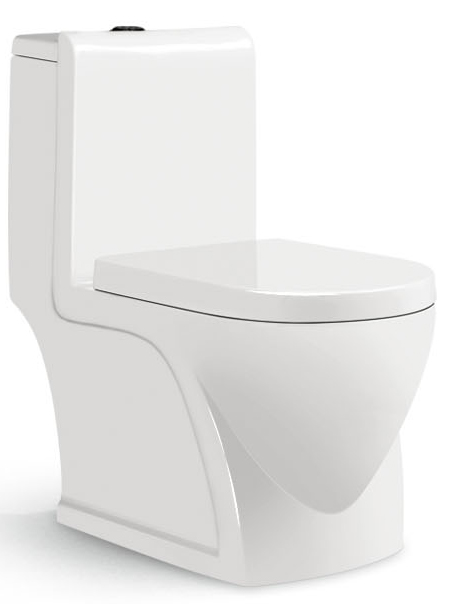 Hot Product Cermic 1 Piece Yellow Coloured Toilets For Sale