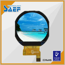 tft lcd 320x240 spi 1.22 inch circle lcd display module IPS all viewinng angle