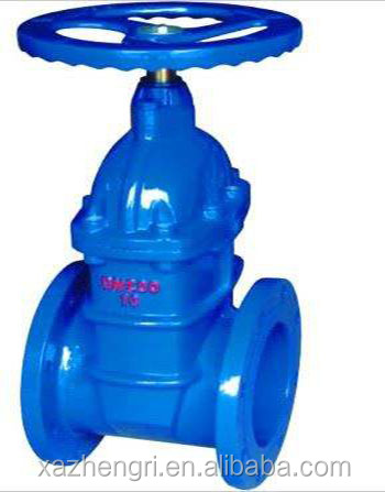 Factory direct made low price high quality manual cast steel gate valve DIN3202 5K