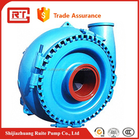 Brand new marine belt driven sand suction gravel pump with reasonable price