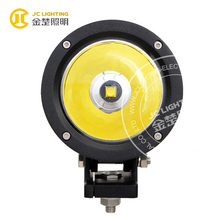 Factory Supply Round 4.5 inches High Quality LED Cannon Work Driving Light for Jeep Wrangler Offroad