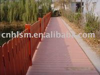 fence/wpc fencing/wood plastic composite/best fence