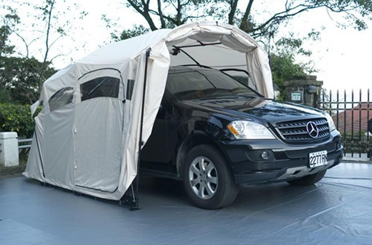 Folding Portable Motorized Car Garage - Buy Superb Garage ...