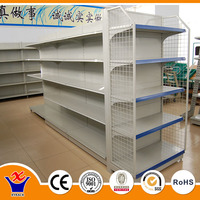 Gondola Steel Heavy Duty Supermarket Shelf