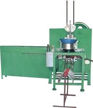 hot selling Full automatic steel wire pail can bucket handle making machine with high quality and low price from HT