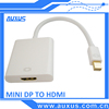 DP to HDMI 3M Thunderbolt Mini Displayport Male Adapter Converter cable For Apple Mac