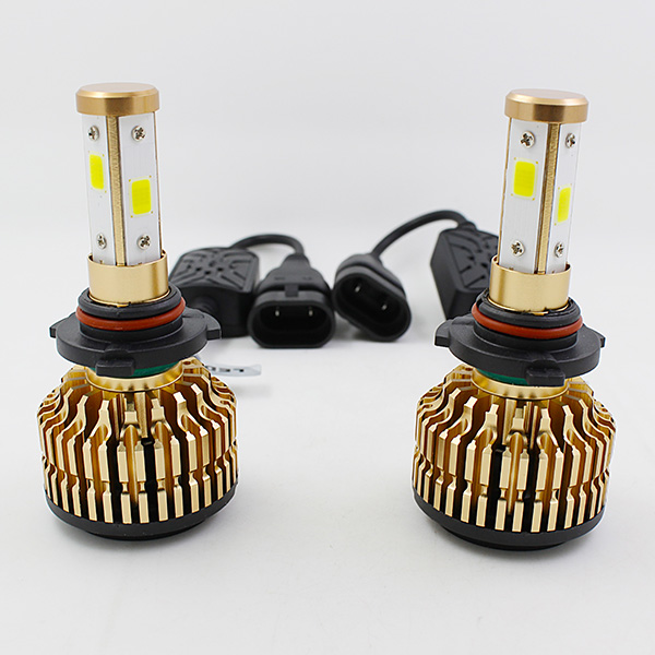 Auto car bulbs H7 76W led headlamp for cars