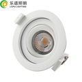 GYRO design Dim to warm 2000-2800K 45deg beam angle ip44 led downlight with CE&Nemko