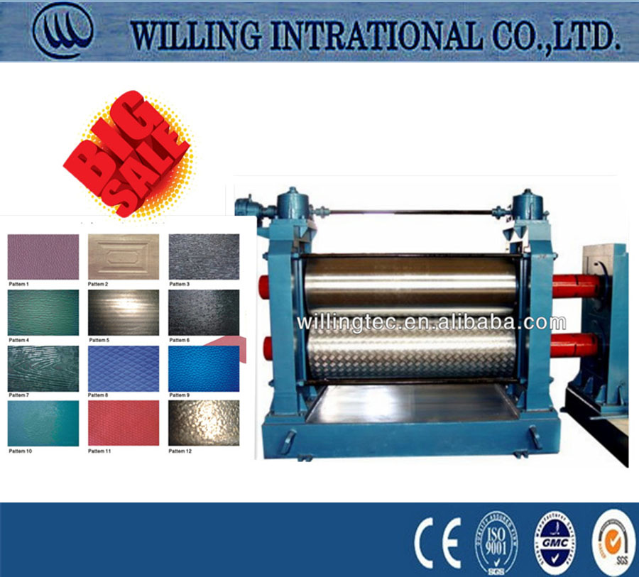 Trusted Quality sheet metal embossing machine