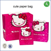 Heavy-duty gift paper bags are extremely durable for fashion