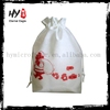 Plastic reusable shopping tote bags, laser laminated nonwoven bag, reusable pp shopping bag made in China