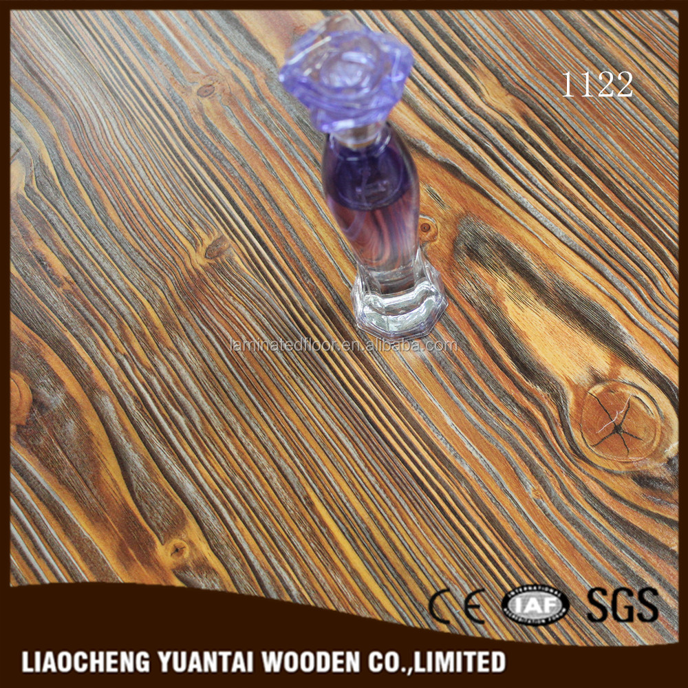 registed collection laminate flooring 12mm synchronized surface