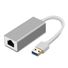 RJ45 Network Adapter USB 2.0 Lan Female to USB Lan to USB Converter
