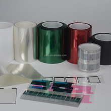 Silicone Coated PET Release Film for adhesive tape, labels, and die cutting