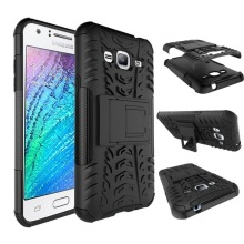 New 3 in 1 Hybrid Shockproof Tough Rugged Armor Combo Mobile Phone Case Cover for Samsung J3