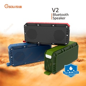 New Product High Quality Audio Portable Outdoor 10watt Bluetooth Speaker