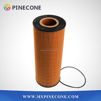 Mercedes Benz A5411840225 Engine Oil Filter Element Filter Cartridge Filter Core for Truck Mounted Concrete Boom Pump