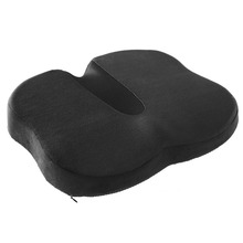 Ergonomic Orthopaedic Memory Foam Breathable Pressure Relief Coccyx Seat Cushion To Correct Posture The Seat Cushion