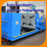 Manual Operated Valve Body and Seat leakage test bench