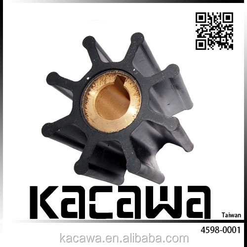 new marine outboards water pump impeller for force mercury Chrysler