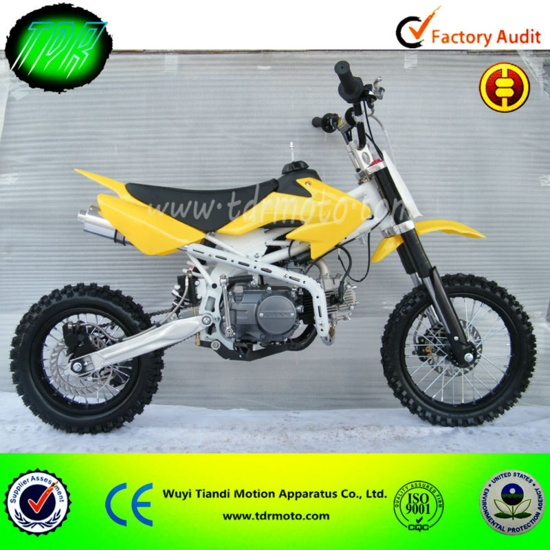 cheap 125cc dirt bike for sale High performance dirt bike LIFAN engine