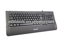 hottest multimedia keyboard with cool design for HP Compaq 6720 6720S V061126AS1 US layout Black