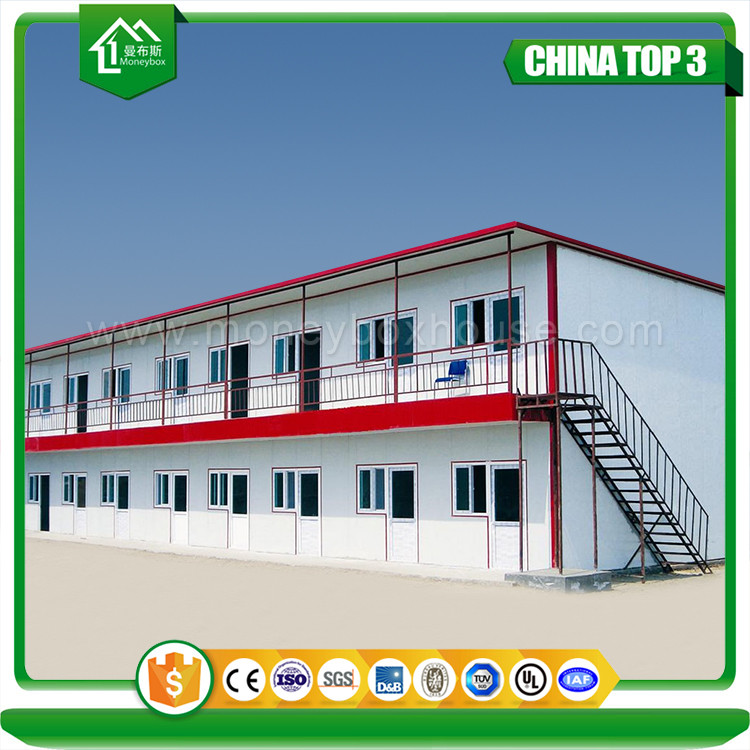 2017 Newest Energy Saving Construction Building Prefabricated Modular House Muji Prefab House