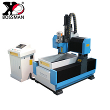 Reasonable design vertical drill cnc gantry drilling milling machine