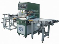 Automatic High Frequency Welding Machine for PVC photo album internal-page paper folder and PVD EVA