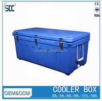 121L Commercial Ice chest for cold, plastic ice chest, ice chest cooler By Rotomoulding