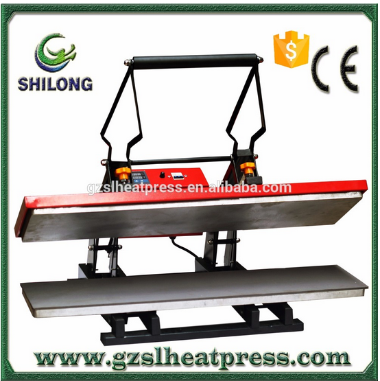 CE lanyard Manual Sublimation Heat Press Machine for Rope