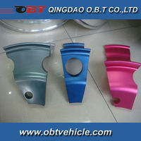 Custom Color semi truck aluminum wheel