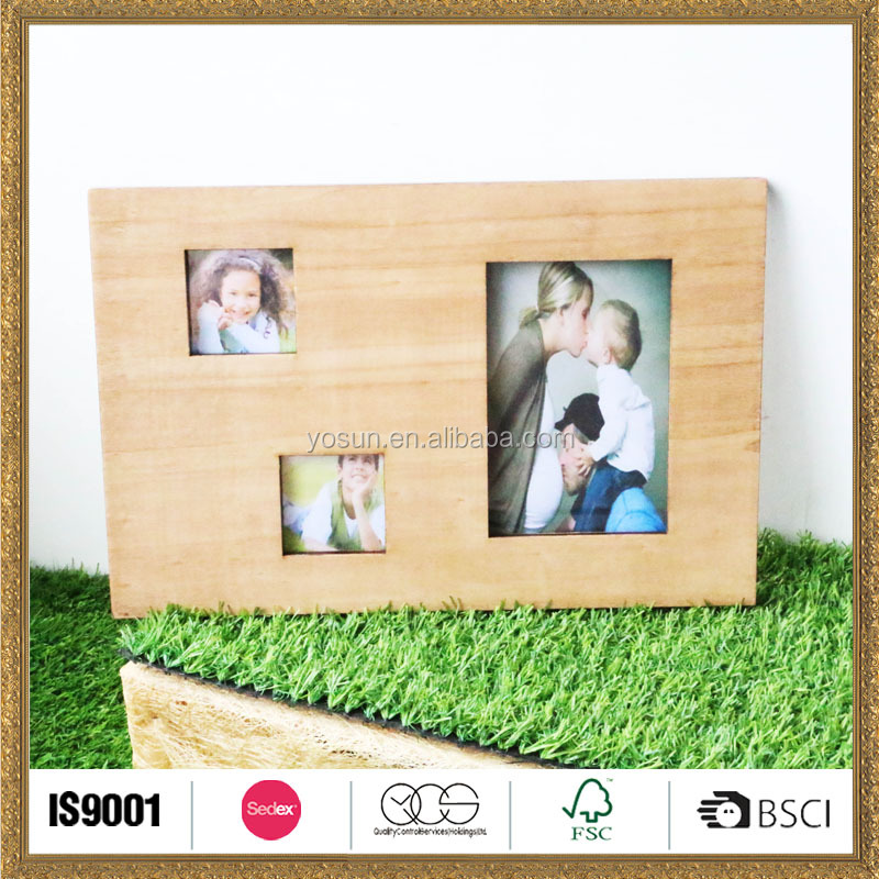 best selling handicraft household wood picture photo decoration frame