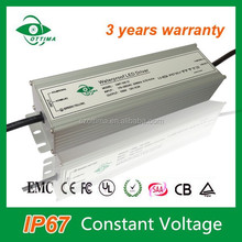 35Vdc constant current 2100ma 70w led power supply waterproof IP67 led driver