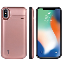 5000 mah Extended Battery Case For Apple Iphone X