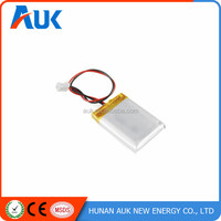 302530 170mAh 3.7V Rehcargeable Lithium Polymer Battery