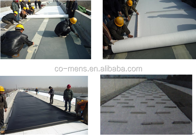 2C PU Construction Expansion Joint Used Adhesive with High Elasticity and Elongation